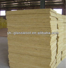 Acoustic rock wool panel for house roof/wall thermal insulation