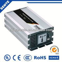 500w modified sine wave variable voltage inverter 10A/20A charge current adjustable for home use