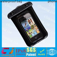 For iphone 7 wholesale custom phone waterproof bag