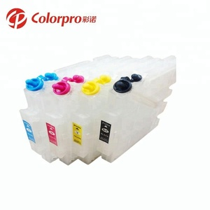 for GX-7000/5000 Printer Ink Cartridge GC21 Empty Refillable Ink Cartridge with ARC chip