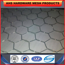 professional manufacturer pvc coated galvanized hexagonal wire mesh netting