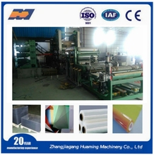 PVC plastic film / sheet rolling calender production line extrusion machine