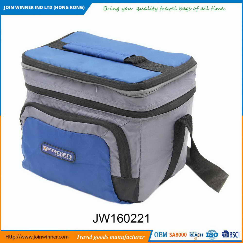 Anti-Tampering PVC Cooler Bag With Long-Term Technical Support