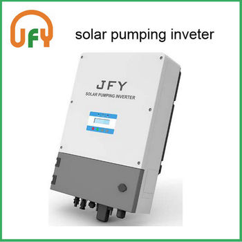 HOT PV support single phase solar water pump inverter for home use