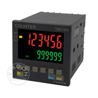 TMC7BX H7BX TMCON 6 digit 72*72mm LCD display intelligent high speed Digital Counter Length Meter with total and Batch Count