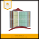 tsianfan wood+metal custom showing rack for tiles/ display rack stand for tiles/ ceramic tiles showroom display
