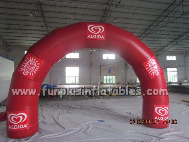 Custom color inflatable archway,inflatables event arch P1015