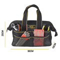 soft emergency car first aid universal kit workforce soft tool bag