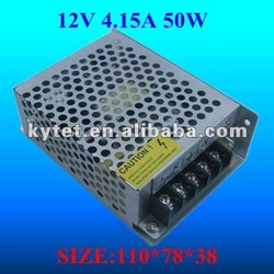 12V 50W led power supply 12V
