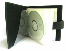 Leather CD/DVD Holder
