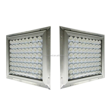 Factory price list ip65 100w meanwell driver aluminum led canopy light for gas station