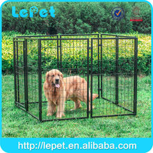 pet products dog kennel run fence/outsaid dog house/kennel run fence