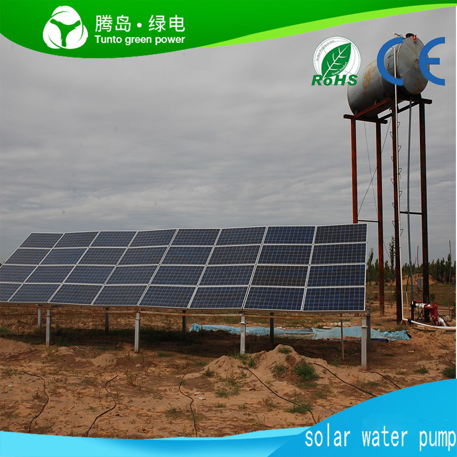 Best facroty 120W 240W Solar Submersible Deep Well Pumps,Solar Water Pump For Garden Irrigation