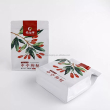 New Design Plastic Pouch For Sorbet Powder Packaging