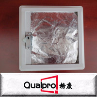 Square Galvanized Steel Access Panel, Waterproof, Fire Proof AP7120