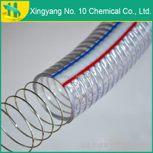 pvc steel wire hose electrical flexible garden hose