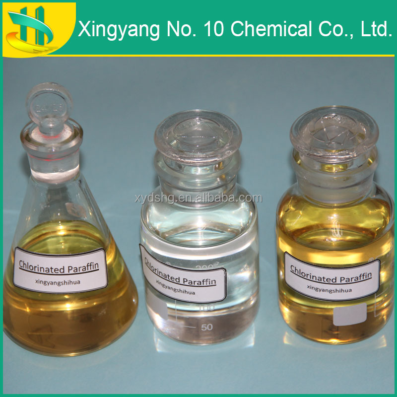 Chlorinated paraffin oil factory directly supply price from China engine oil additive
