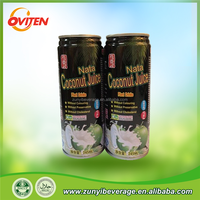 Wholesale from china frozen coconut juice