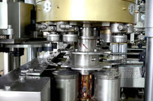 automatic tin can sealing equipment