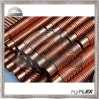 copper bellows / copper corrugated hoses / pipes