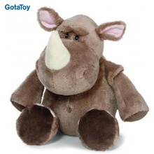 New design custom stuffed toy rhino