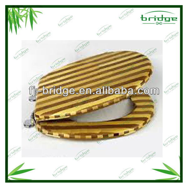 2-side hot sale eco friendly fashionable bamboo bathroom accessories sets oval small mirror make up mirror