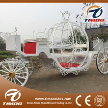 Attractions mini horse carriage royal horse carts for sale