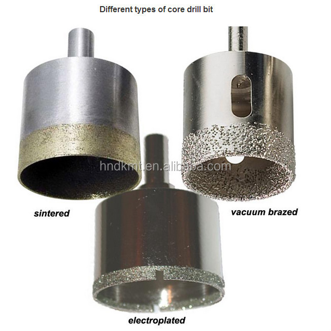 High quality PDC diamond non core drill bits for hard rock