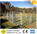 professional manufacturer coatedor galvanized livestock metal fence panels
