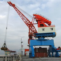 industrial crane heavy load and unloader portal crane
