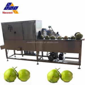 100% Natural coconuts juice machine/coconut water extracting in china/high performance coconut water extracting hot sale