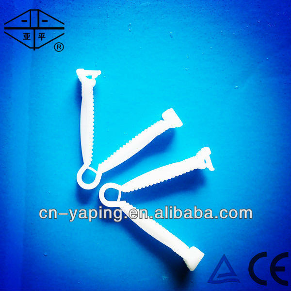 sterile umbilical cord clamp