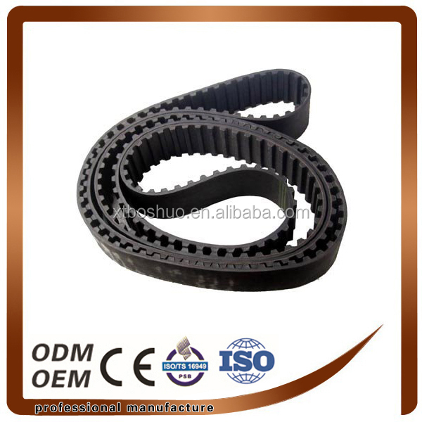 477F1007073 rubber Automotive timing belt/Fan belt/ Transmission timing Belt 97MR22 Fit For Chery 1.6