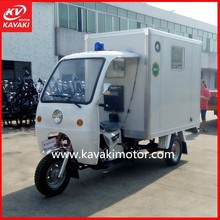 Wholesale 150cc 200cc 250cc OEM Brand New Products Tricycle China Tricycle Ambulance