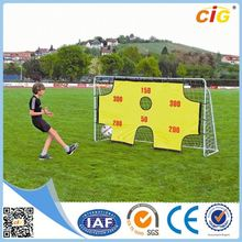 Newest Fashion HOT Selling plastic rebounder goal football net