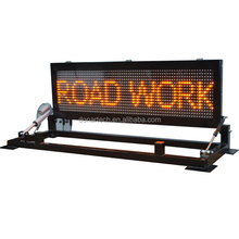 VMS Vehicle Mounted Variable Message Sign