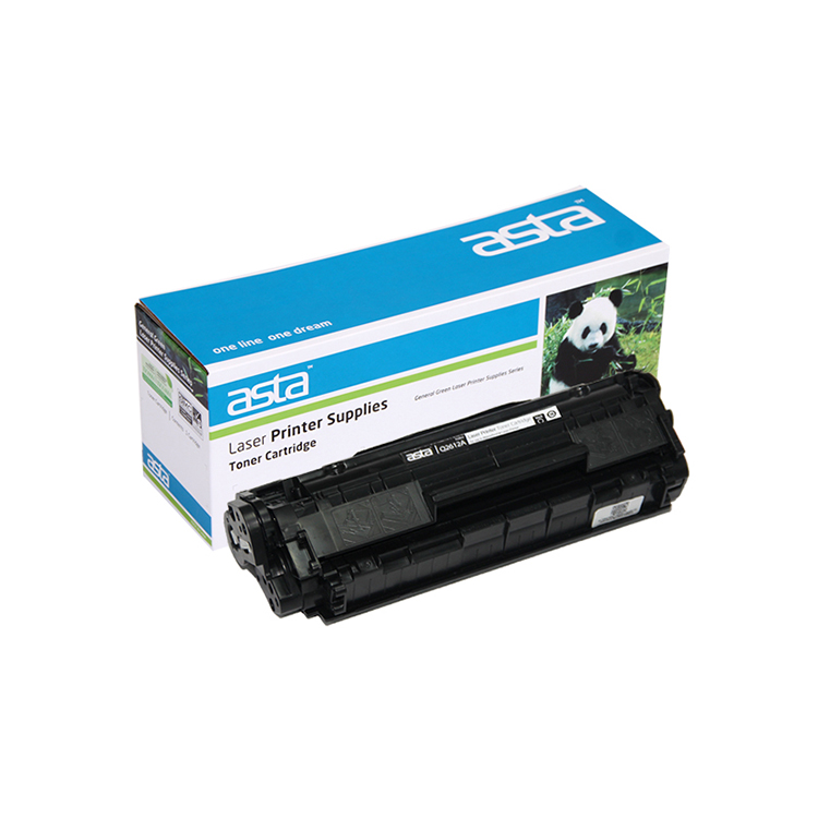Compatible for hp toner cartridge 12a q2612a china supplier toner cartridge for hp 12a q2612a factory toner cartridge for hp 12a