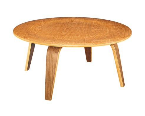 Acrofine Wood Coffee Table with LCW chair design by Mr & mrs charles