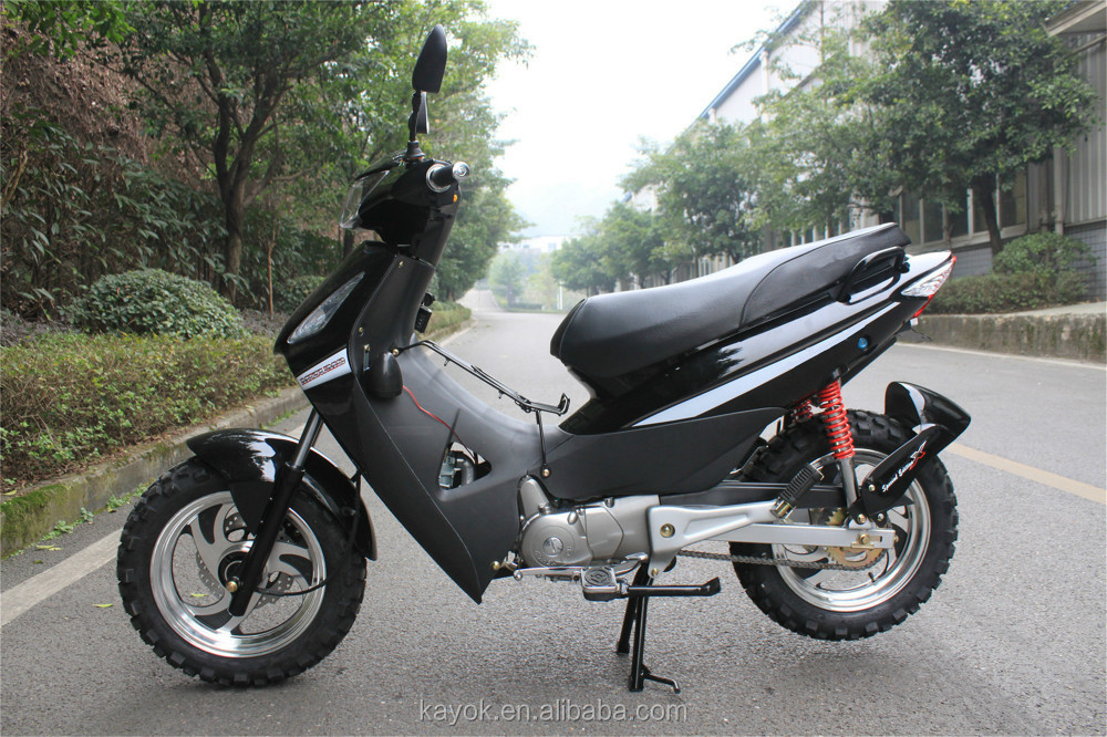 Classical Motorcycle 120cc KM125-9J