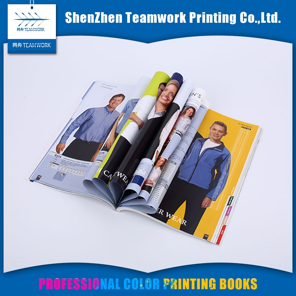 2016 company profile catalog printing,commercial magazine printing service, catalog printing prices