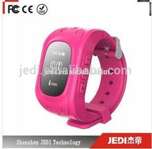 girls mobile watch phone sos gps gsm wrist watch phone gh1698