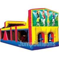 Inflatable Obstacles, Sports Boy Theme Inflatable Games (J6021)