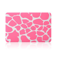 For Macbook Accessories, Pattern Printing Hard Shell Protective Case for Macbook Pro 13 inch(Pink Breaking Ice)