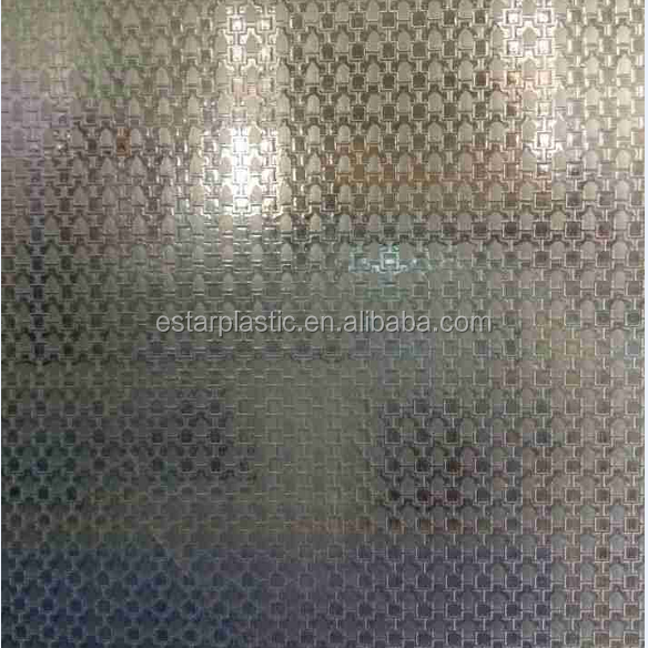 Good Quality Embossed/Frosted/Static Cling Patterned Smart Korea Window Film