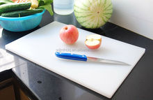 large plastic cutting board/white HDPE plastic sheet