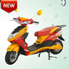 2016 chinese wholesale 60v 800w electric scooter