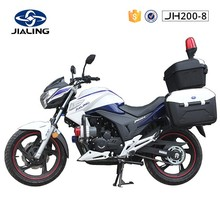 JH200-8 200cc street legal motorcycle made in professional factory