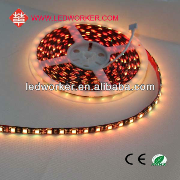 5mm rgb led strip light waterproof 5M 300leds 5050smd