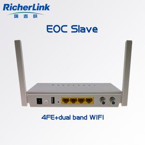 EOC Slave based on Qualcomm 7411L solution 802.11AC dual band 1200M WIFI