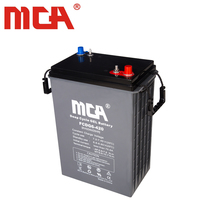 good quality 6 volt 420AH dry cell/gel deep cycle battery for soalr